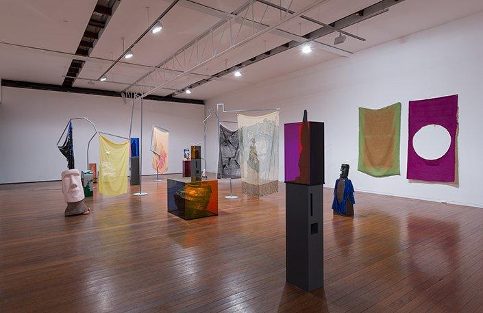 Mikala Dwyer, Soft Relics, Sydney, 16 August – 8 September 2018