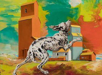 Stephen Bush: Mule Skin, until 6 October, Sutton Gallery