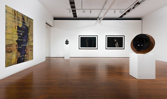 Hany Armanious, Bill Henson, The Like Button at Roslyn Oxley9 Gallery, Sydney until 19 January 2019