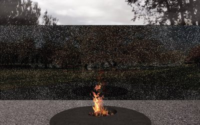 'For our Country' – Aboriginal and Torres Strait Islander memorial by Daniel Boyd and Edition Office Architects opens at Australian War Memorial
