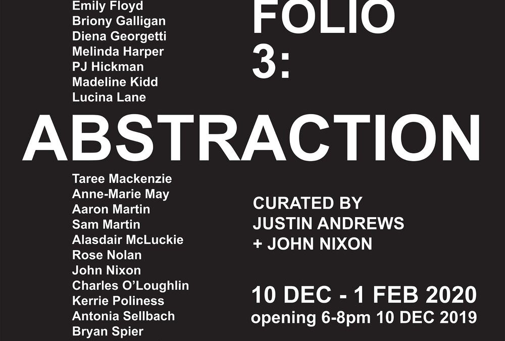 Drawing Folio 3: Abstraction, Blockprojects