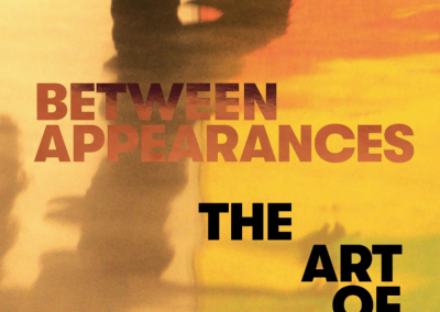 Between appearances: the art of Louise Weaver – Exhibition Catalogue