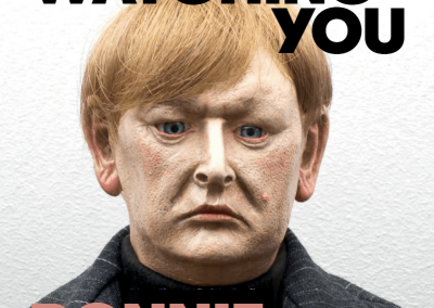 No one is watching you: Ronnie van Hout – Exhibition catalogue
